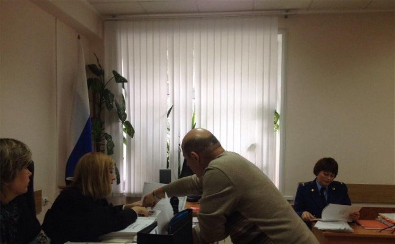 Суд ознакомился с документами, изъятыми в МКП «Спецавтохозяйство»