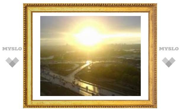 Четверг в Туле: тепло и солнечно