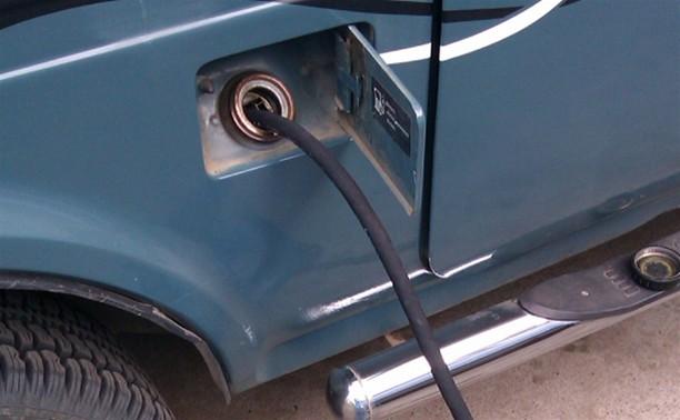 Полиция раскрыла кражу бензина из машины
