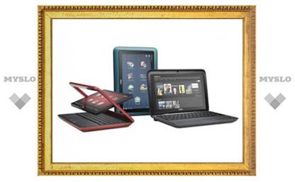 Dell разработала гибрид планшета и нетбука
