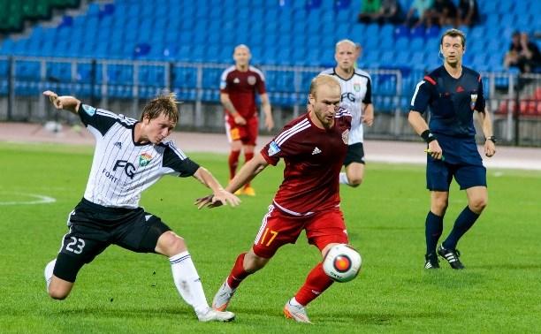 20 ноября «Арсенал» сыграет с непредсказуемым «Тосно» из Ленинградской области