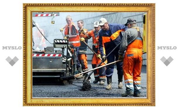На тульские дороги дадут 51 млн рублей