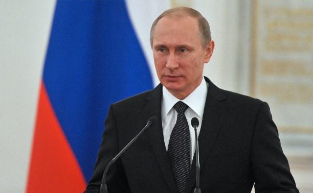 Владимир Путин наградил сотрудника «Тулаточмаша»