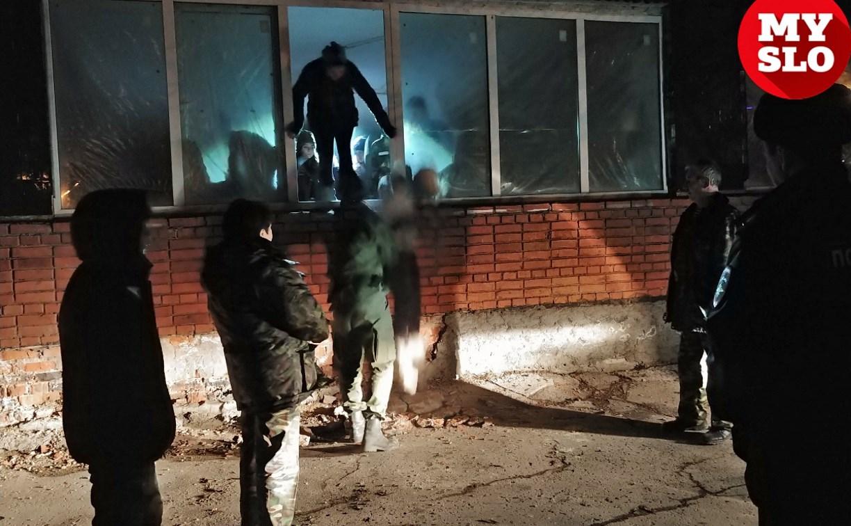 Игроков тульского «Дозора» приняли за воров и забрали в полицию