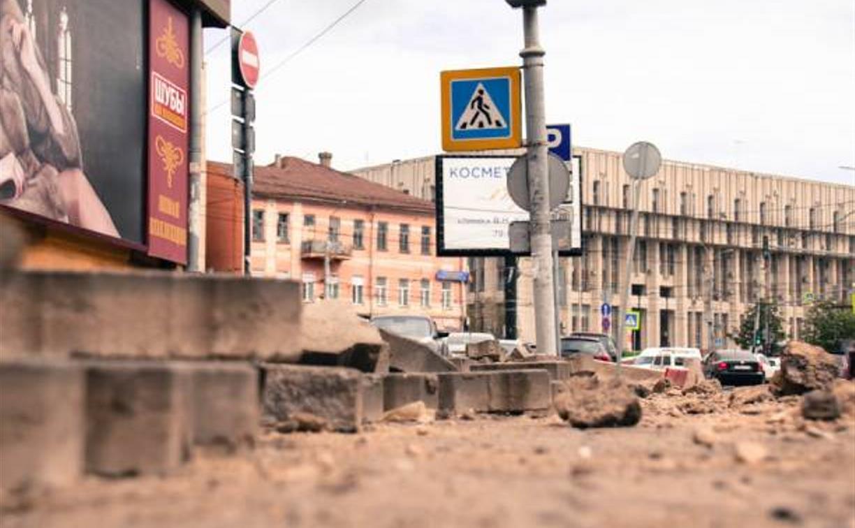 Варламовские «Городские проекты» раскритиковали тульские тротуары