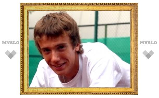Тульский теннисист побил рекорд