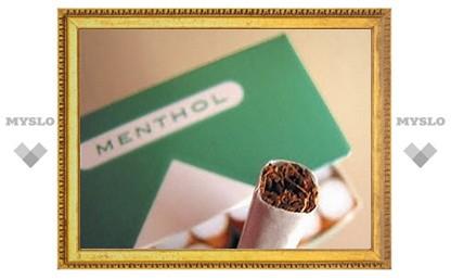 Американские эксперты предложили запретить ментоловые сигареты