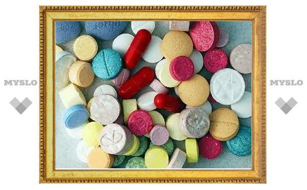 Туляк хранил у себя крупную партию амфетамина
