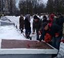 Горожане  почтили память погибших в боях под Тулой