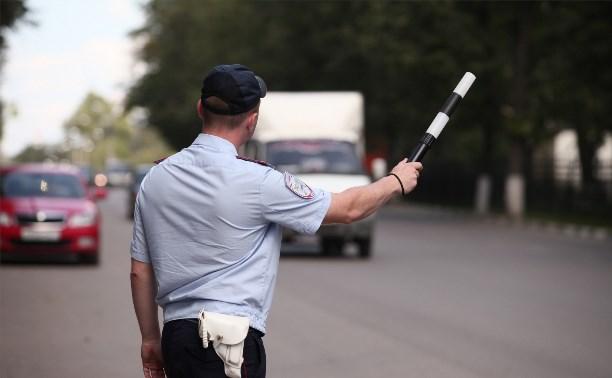 В выходные в Тульской области сотрудники ГИБДД задержали 60 пьяных водителей