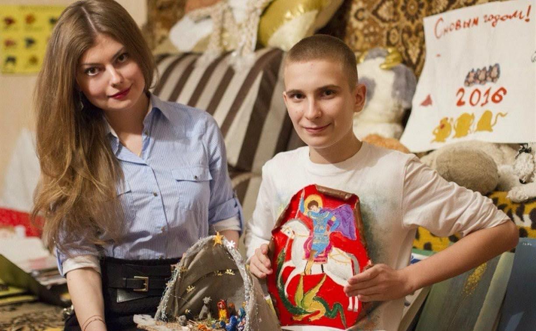 В Туле прошла благотворительная выставка-ярмарка