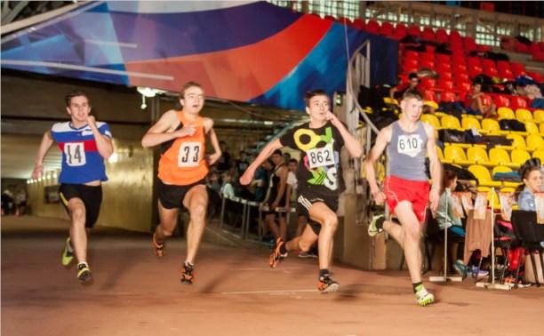 Тульские легкоатлеты успешно выступили в Рязани