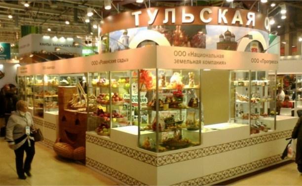 Экспозиция Тульской области получила гран-при Всероссийской выставки