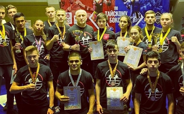 Туляки привезли медали с международных соревнований по тайскому боксу