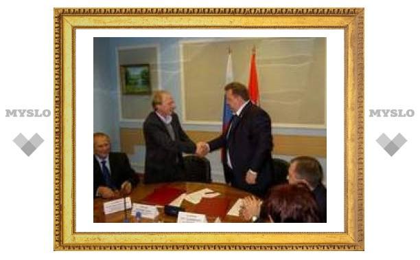 Новомосковск, Донской и Узловую объединят в один город?
