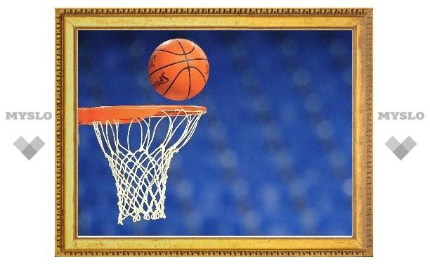 Тульские баскетболисты привезли бронзу из Рязани