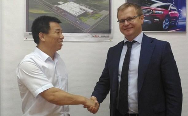 «Ростелеком» обеспечит связью новый китайский автомобильный завод в Тульском регионе
