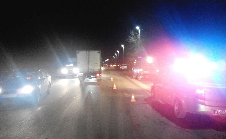 В Донском пьяный водитель насмерть сбил пешехода