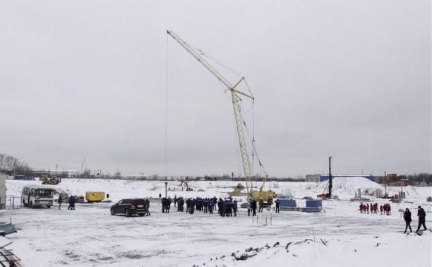 В Туле появится новый литейно-прокатный комплекс