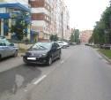 На улице Мира в результате ДТП пострадала пятилетняя девочка