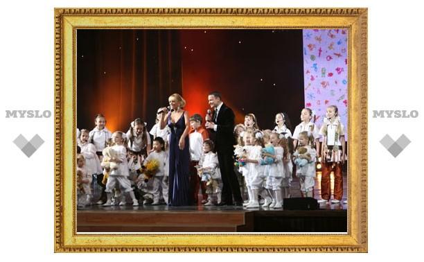 В Новомосковске пройдет детский фестиваль