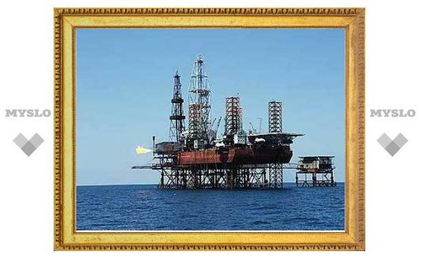 Украина купит у китайцев буровую нефтяную платформу