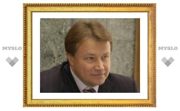 Тульский губернатор получил орден