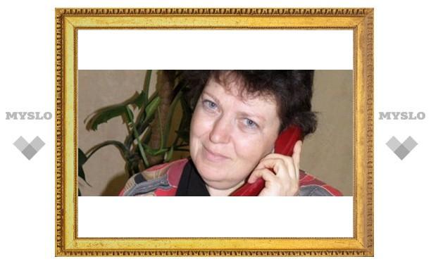 Тульские мастера сменили телефоны