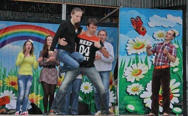 """""""А я танцую буги-вуги""""!"""