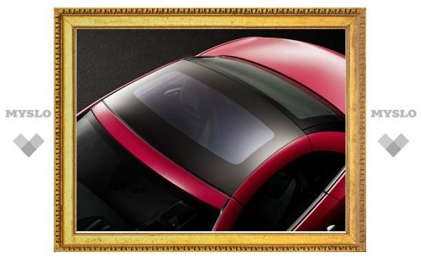 Опубликованы первые фотографии нового Mercedes-Benz SLK