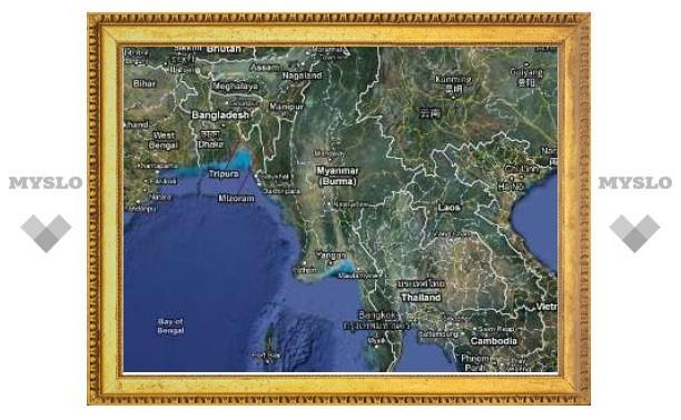При землетрясении в Мьянме погибли 25 человек