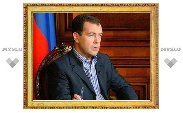 Медведев объявил Каддафи персоной нон грата