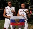 Тульские ветераны баскетбола стали олимпийскими чемпионами