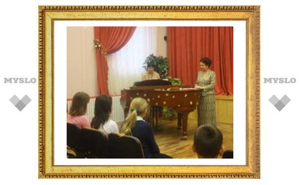 В Туле пройдет творческий вечер Галины Шейбуховой