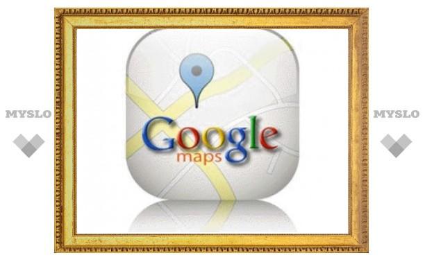 МТС сделает трафик Google Maps бесплатным