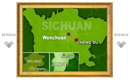 В Китае предупреждают о возможности нового мощного землетрясения