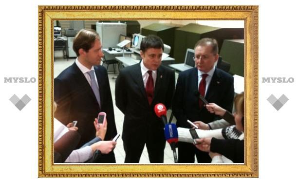 """С заводом """"Тула"""" подписан госконтракт на 600 млн рублей"""