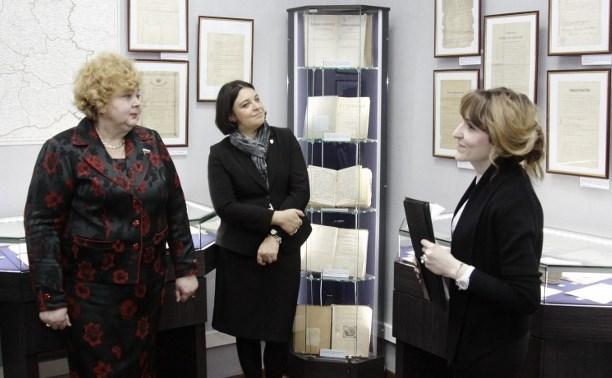 В Туле открыли музей истории образования