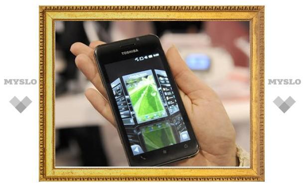 Toshiba, Hitachi и Sony решили совместно производить ЖК-экраны