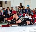 Тульские бойцы выступили на соревнованиях «Засечная черта»