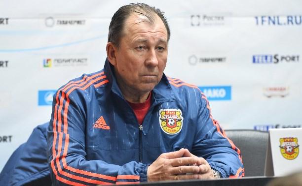 Наставник «Арсенала» об игре с хабаровской «СКА-Энергией»: Матч будет непростой