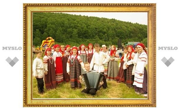 Под Веневом пройдет фестиваль фольклора «Двенадцать ключей»