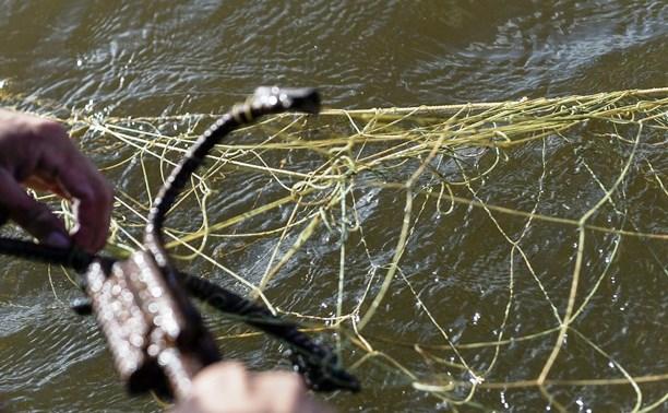 В Тульской области мужчина запутался в рыболовных сетях и утонул
