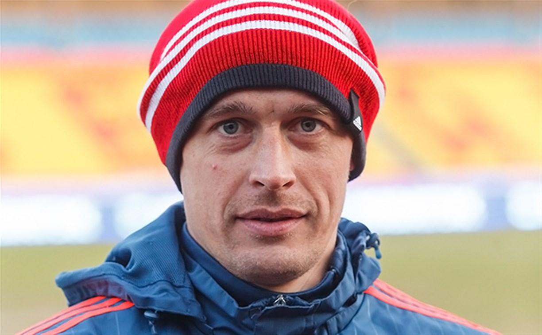 Капитаном «Арсенала» стал Дмитрий Айдов