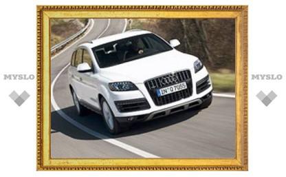 Компания Audi обновила внедорожник Q7