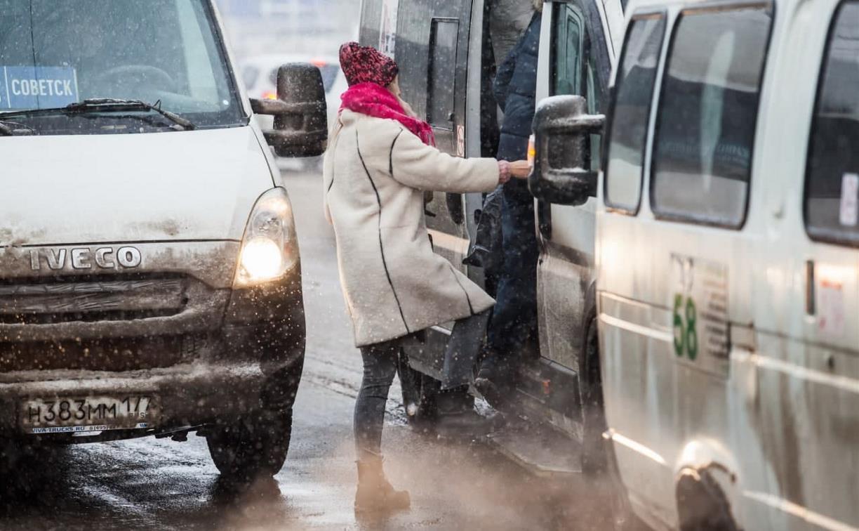 Как уехать из Хрущево? Туляки вынуждены мерзнуть на остановках