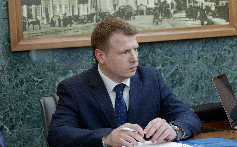 Александр Головин переназначен на должность бизнес-омбудсмена в Тульской области