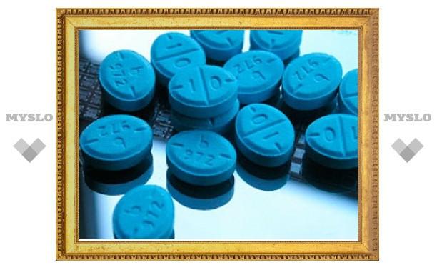 У полицейского нашли амфетамин