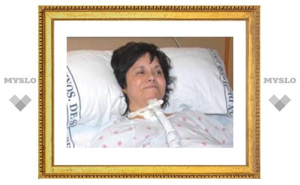 Парализованная испанка отстояла право на смерть