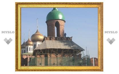 Груздев выделит 3 млн на Тульский кремль из собственного кармана